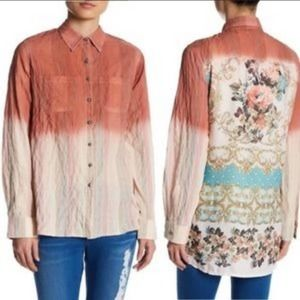 Aratta Silent Journey Kiss and part blouse s